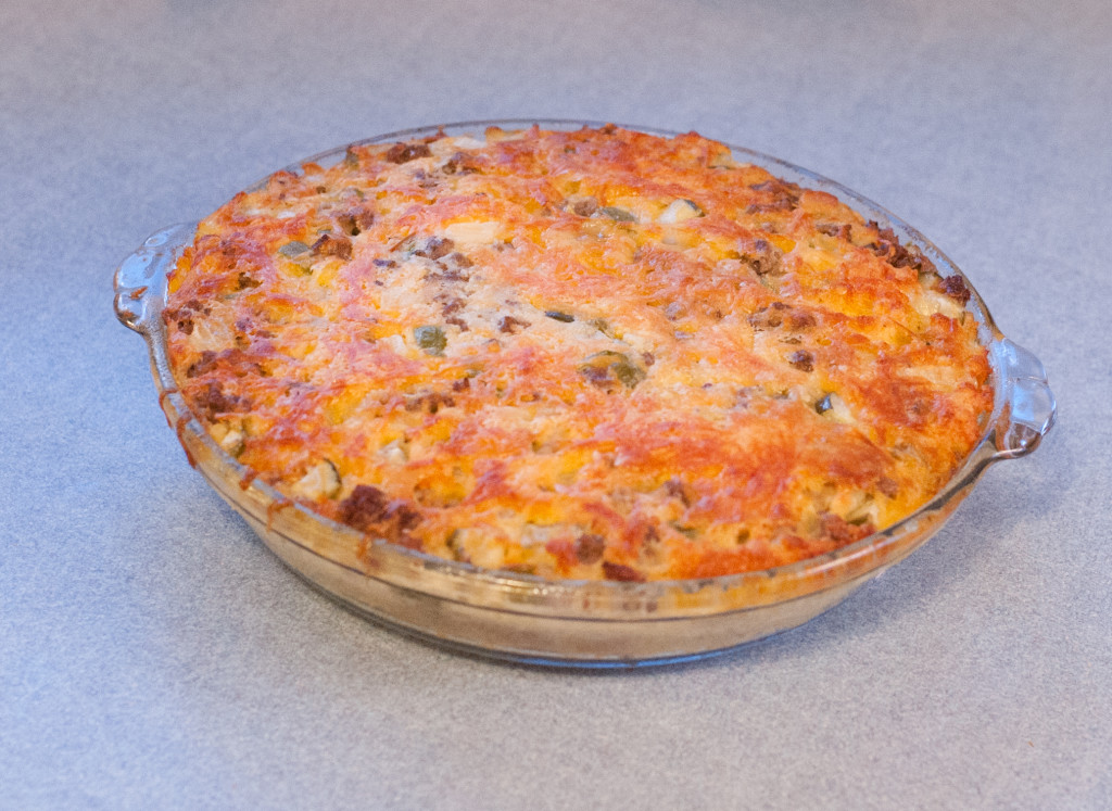 cheeseburger pie-6