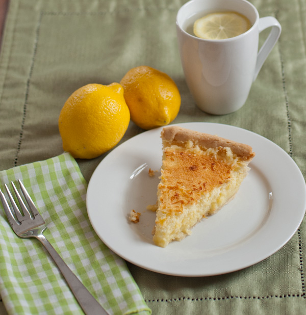 lemon sponge pie-10