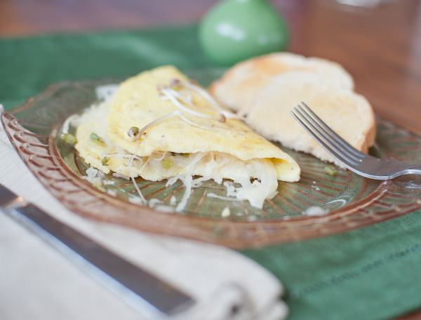 sprout omelette-8